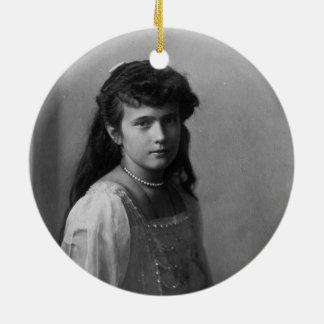 Grand Duchess Anastasia Nikolaevna of Russia Christmas Ornament