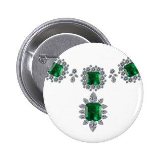 Grand Duchess Vladmir 6 Cm Round Badge