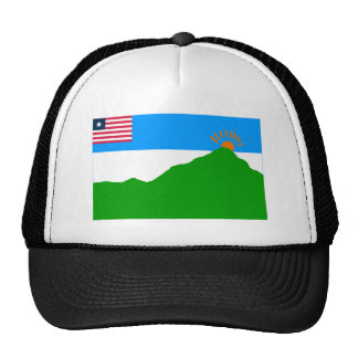 Grand Gedeh County Flag Cap