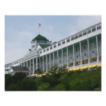Grand Hotel on Mackinac Island Poster