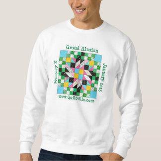 Grand Illusion, Basic sweatshirt