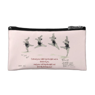 Grand Jete Makeup Bag
