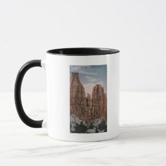 Grand Junction, CO - View of CO National Monument Mug
