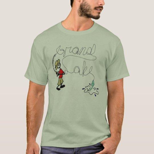 Grand Lake Fishing T-Shirt