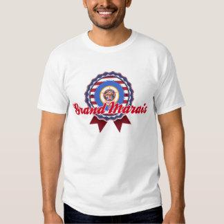 Grand Marais, MN T-shirts