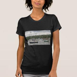 Grand Marais Sail Boats T Shirts