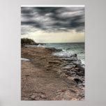 Grand Marais Shoreline Print