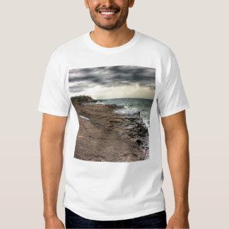 Grand Marais Shoreline T Shirt