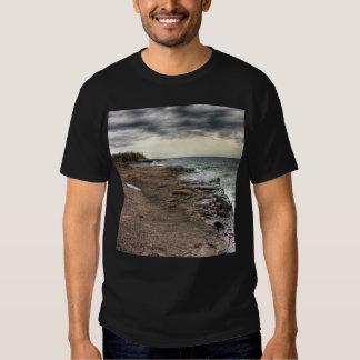 Grand Marais Shoreline Tee Shirts