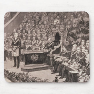 Grand Masonic Gathering in the Royal Albert Mouse Mat