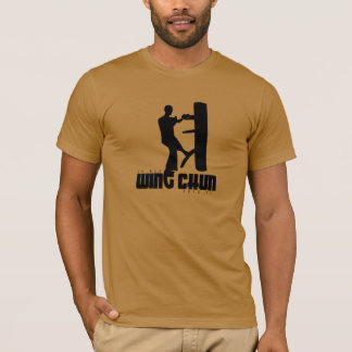 "Grand Master - IpMan ""Wooden Dummy Form"" T-Shirt"