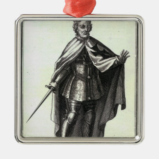 Grand Master of the Teutonic Order Christmas Ornament