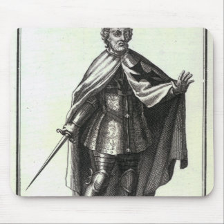 Grand Master of the Teutonic Order Mouse Pad