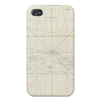 Grand Ocean Cover For iPhone 4