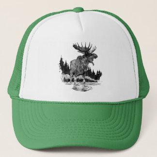 Grand Old Moose cap