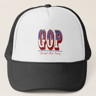 Grand Old Party Trucker Hat