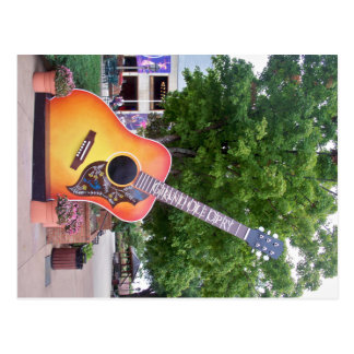Grand Ole Opry - Photo Taken by Jackie Lynn Bell Postcards