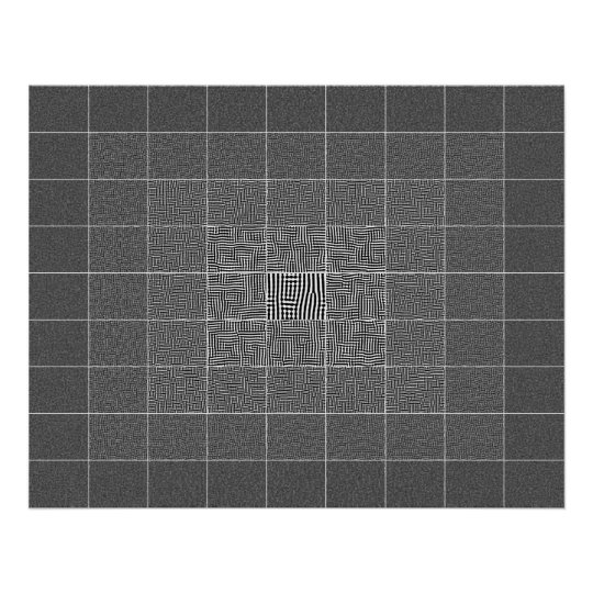 Grand Ouchi Illusion Poster