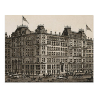 Grand Pacific hotel, Chicago (C. 1880) Postcard