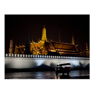 Grand Palace, Bangkok Postcard