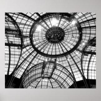 Grand Palais, Paris Poster