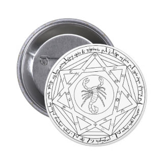 Grand Pentacle Button