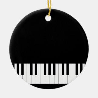 Grand Piano Ornaments