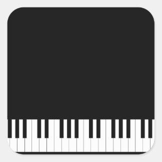 Grand Piano Stickers