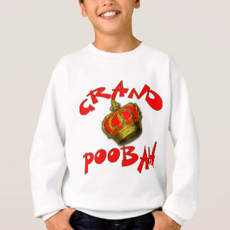 Grand Poobah with Crown Products Sweatshirt