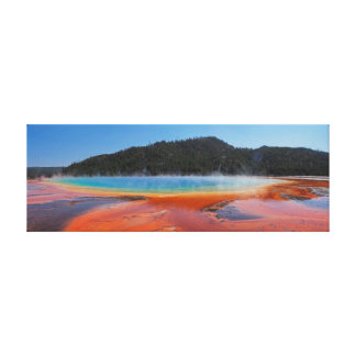 Grand Prismatic Pano Canvas Print