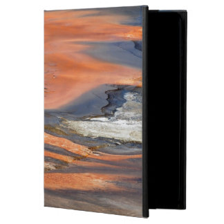 Grand Prismatic Spring Runoff iPad Air Case