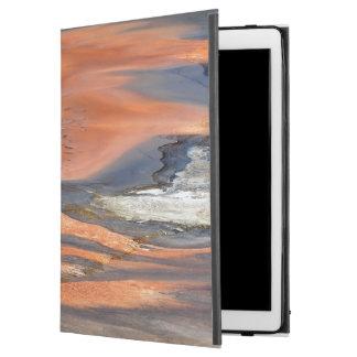 "Grand Prismatic Spring Runoff iPad Pro 12.9"" Case"