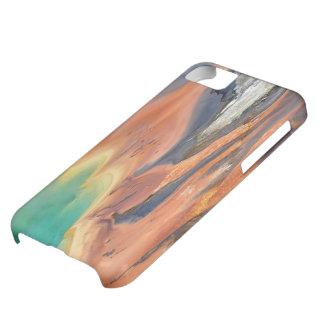 Grand Prismatic Spring Runoff iPhone 5C Case