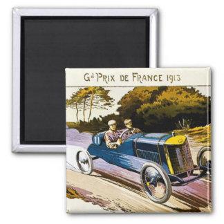 Grand Prix de France 1913 Magnet