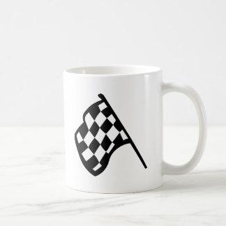 Grand Prix Flag Coffee Mug