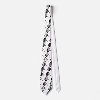 Grand Prix Flag Tie