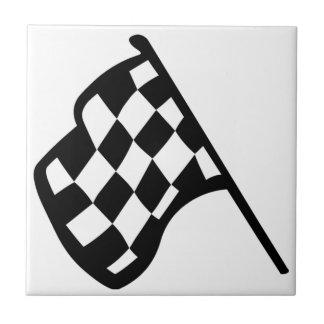 Grand Prix Flag Tile