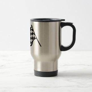 Grand Prix Flag Travel Mug