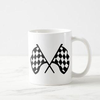 Grand Prix Flags Coffee Mug
