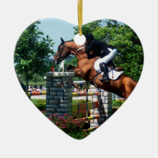 Grand Prix Horse  Ornament