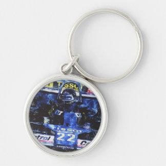 Grand Prix Key Ring