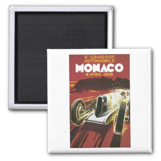 Grand Prix Monaco Avril 1930 Magnets