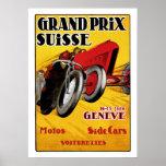 Grand Prix Suisse Poster