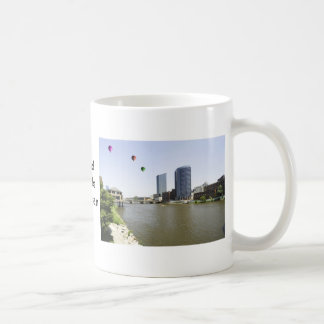 Grand Rapids City Michigan Coffee Mug