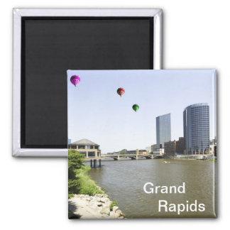 Grand Rapids City Michigan Magnet