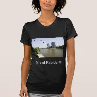 Grand Rapids City Michigan T Shirts