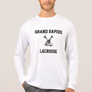 Grand Rapids Lacrosse Microfiber Longsleeve Shirt