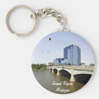 Grand Rapids Michigan Key Ring