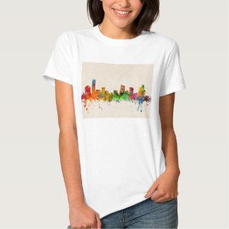 Grand Rapids Michigan Skyline Cityscape T-shirt