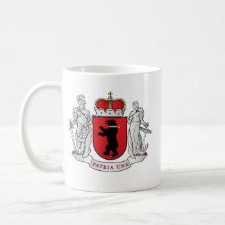 Grand  Samogitia, Lithuania Basic White Mug